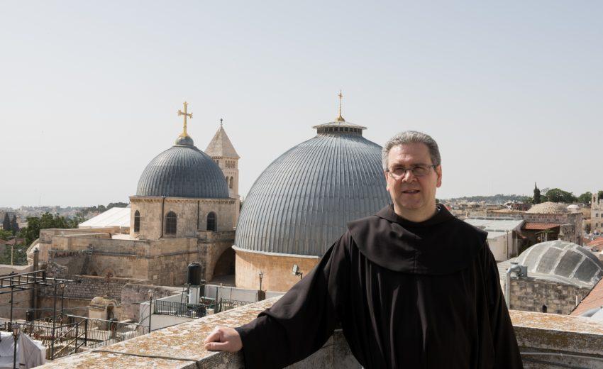Fr. Francesco Patton, Custode di Terra Santa