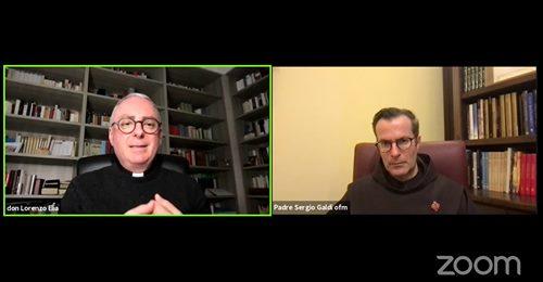 Intervista a Padre Sergio Galdi per la Colletta del Venerdì Santo 2021